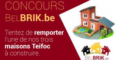 Concours Belbrik.be